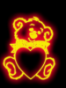 Image attachée: Neon_Fire_teddy_Bear.gif